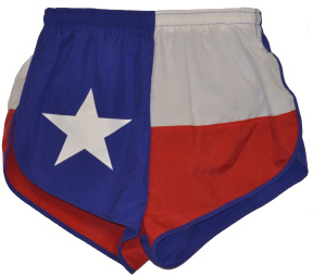 texas flag short