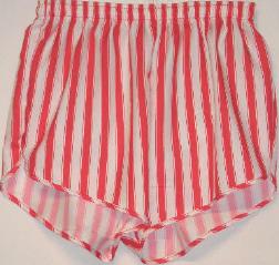 Nylon Tricot Running Shorts