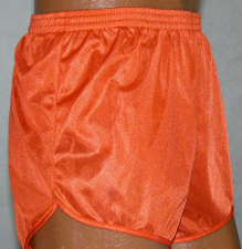 Mens Short Nylon Tricot Running Shorts 106