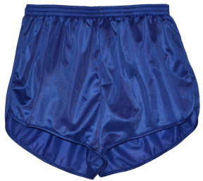 Nylon Tricot Running Shorts