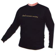 DRS Long Sleeve Cotton T-Shirt - Product Image