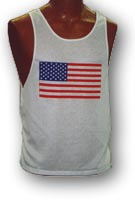 Flag Singlets - Product Image