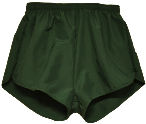 Evergreen shorts