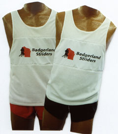 Performance Club Singlets - Product Image