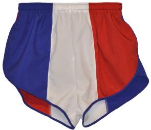 France flag short