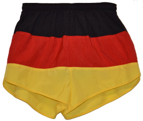 Germany flag short