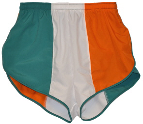 Ireland flag short