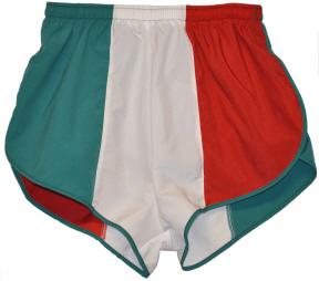 Italy flag short