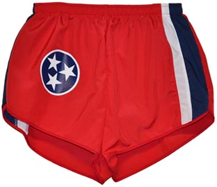 Tennessee flag short