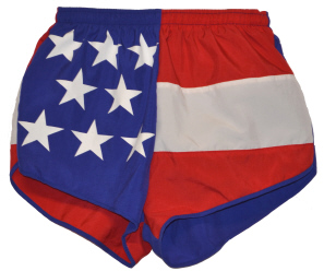 US flag short
