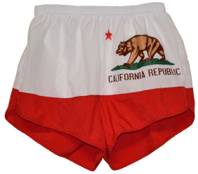 California flag short