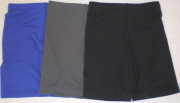 trio lycra shorts