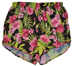 hawaii print short