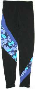 Colorful Running Tights - Product Image