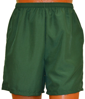 evergreen walking short
