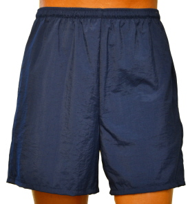 navy walking short